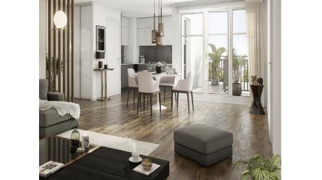 la garenne colombes fh 137299 investissement immobilier neuf. Black Bedroom Furniture Sets. Home Design Ideas