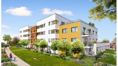 immobilier basse consommation à Le Bourget