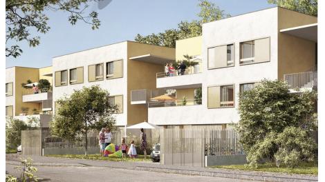 logement neuf à Morangis