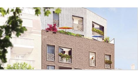 Royal mansart maisons alfort programme immobilier neuf for Acheter maison courbevoie