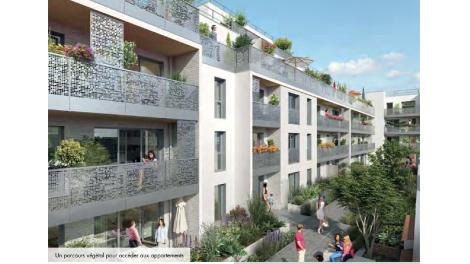 Appartement neuf Aubervilliers - Juc à Aubervilliers