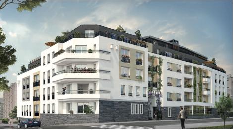 Appartement neuf Bagnolet - sj à Bagnolet