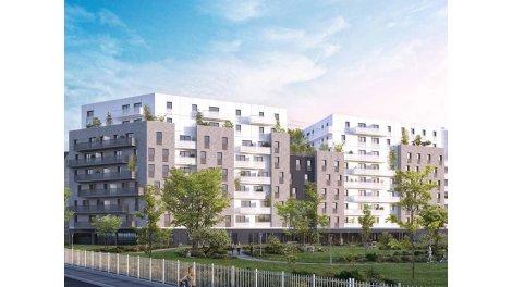 Appartement neuf Bobigny Picasso 6104 - cr investissement loi Pinel à Bobigny