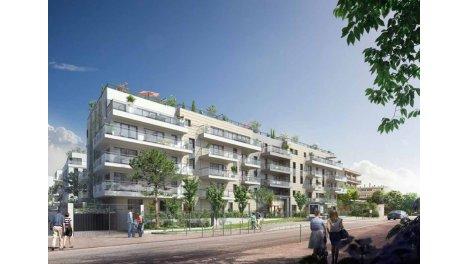 Villa gabriella maisons laffitte programme immobilier neuf for Acheter maison suresnes
