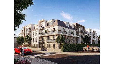 Appartement neuf Gargenville - 6090 ns investissement loi Pinel à Gargenville