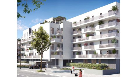 Appartement neuf Gif-sur-Yvette - V6275 fh éco-habitat à Gif-sur-Yvette