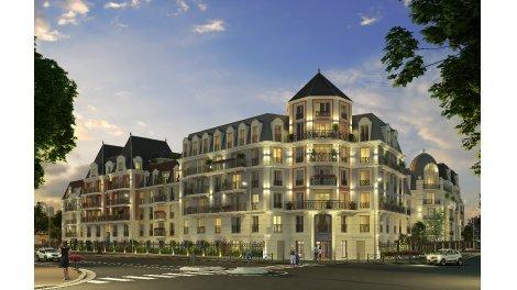 investissement immobilier à Le Blanc Mesnil