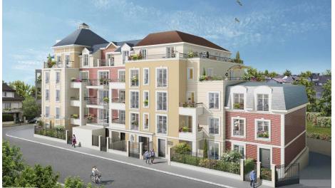 Appartements neufs Le Blanc Mesnil - cr investissement loi Pinel à Le Blanc Mesnil