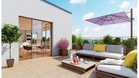 eco habitat neuf à Le Bourget