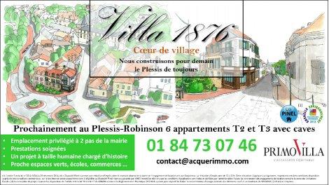 investissement immobilier à Le Plessis Robinson