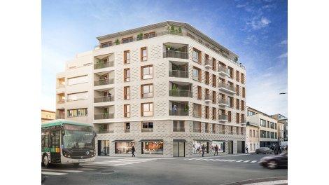 Appartement neuf Malakoff - V6124 éco-habitat à Malakoff