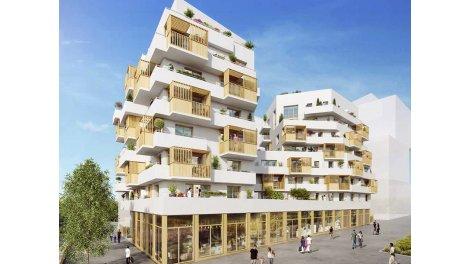 Appartement neuf Noisy-le-Grand - V6279 fh éco-habitat à Noisy-le-Grand