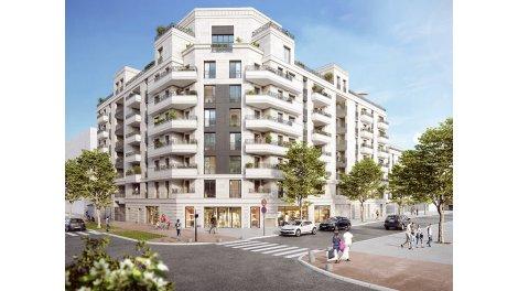 Appartement neuf Saint Ouen - V6280 fh investissement loi Pinel à Saint-Ouen