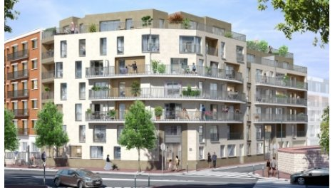 Appartement neuf Vanves - ns investissement loi Pinel à Vanves
