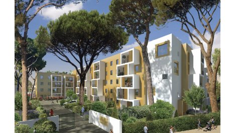 Appartement neuf Malaga à Montpellier