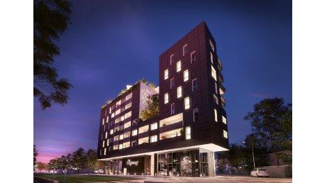 Appartement neuf Skyway à Montpellier