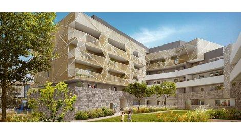 Appartement neuf Ekla investissement loi Pinel à Montpellier