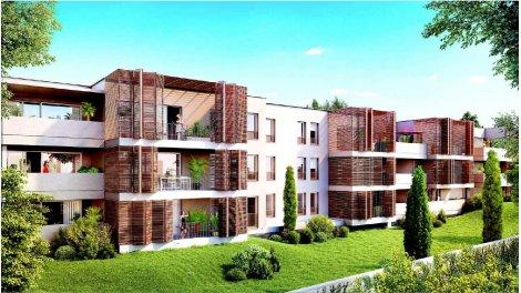 Appartement neuf Terra Ora investissement loi Pinel à Mauguio