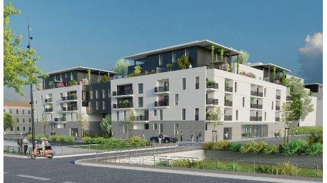 Appartement neuf Carre Palascio à Nîmes