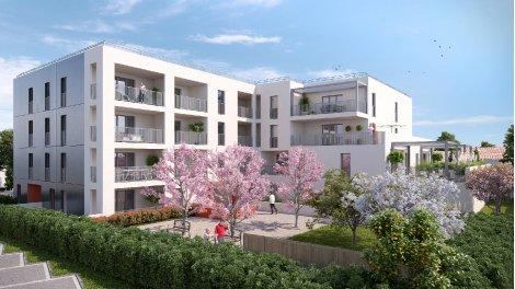 Appartement neuf Lorcaee à Montpellier