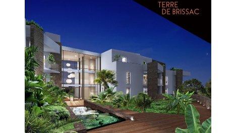 Appartement neuf Terre de Brissac à Saint-Gély-du-Fesc