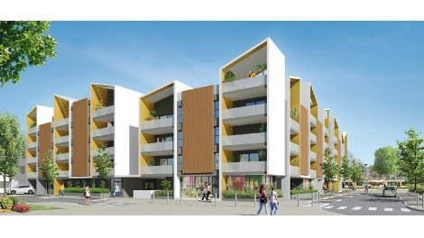 Appartement neuf Isadora à Saint-Jean-de-Vedas