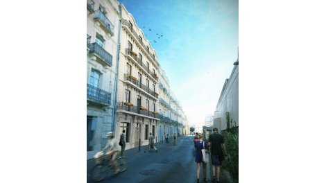 Appartement neuf Pont Neuf à Montpellier