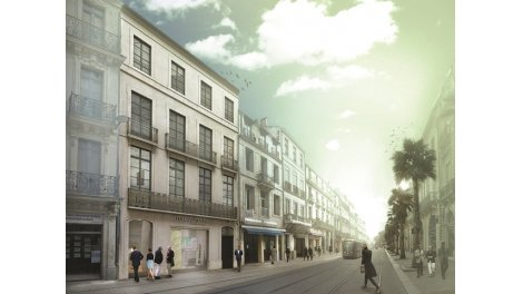 Appartement neuf Renaissance investissement loi Pinel à Montpellier