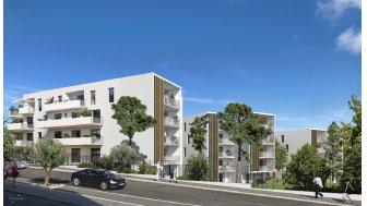 Appartements neufs Green Garden à Montpellier