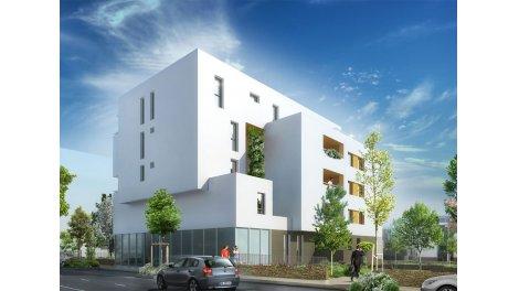 Appartement neuf Terre d'Ambre à Montpellier