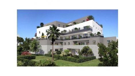 Appartements neufs Le Comptoir des Arts investissement loi Pinel à Montpellier