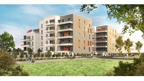 Ilot nova investissement immobilier neuf loi pinel rouen for Loi immobilier neuf