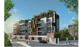 Appartements neufs Aquarelle investissement loi Pinel à Le Havre