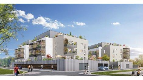 Appartement neuf Résidence Coeur Village éco-habitat à Le Petit-Quevilly