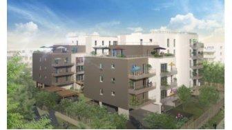 Appartements neufs Ilot Nova investissement loi Pinel à Rouen