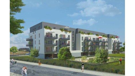 Appartement neuf Nuances éco-habitat à Vernon