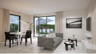Appartements neufs Villas des Cygnes investissement loi Pinel à Andresy