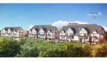 Appartements neufs Le Domaine du Prieuré éco-habitat à Deauville