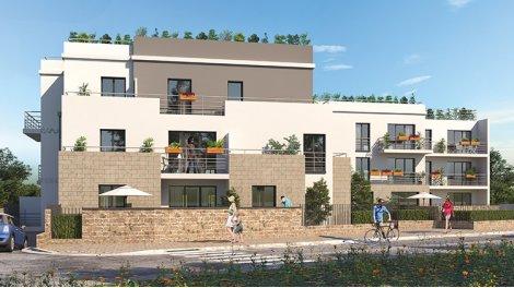 Appartement neuf Villas les Cygnes éco-habitat à Andresy
