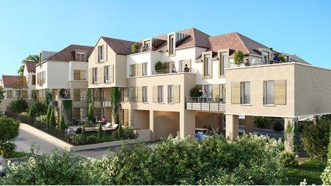 Appartement neuf Villas Eugénie investissement loi Pinel à Vernouillet
