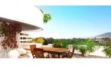 Appartements neufs Résidence les Terrasses du Parc éco-habitat à Porticcio