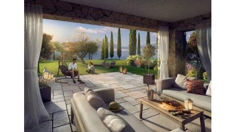 Appartement neuf Les Résidences de la Cruciata éco-habitat à Porticcio