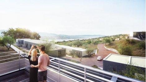 immobilier neuf à Porticcio