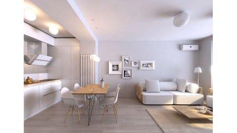 Appartement neuf Bayonne Centre éco-habitat à Bayonne