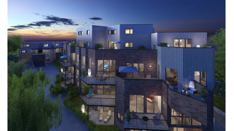 Appartements et maisons neuves Reverso investissement loi Pinel à Strasbourg