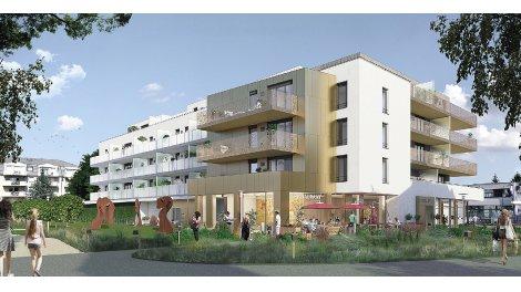 Appartement neuf Le Capitole investissement loi Pinel à Bischheim