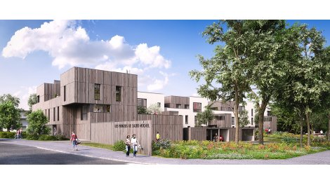 Appartement neuf Havah - les Lofts éco-habitat à Reichstett