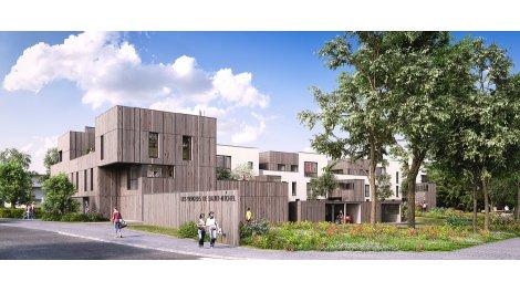 Appartement neuf Havah - les Lofts investissement loi Pinel à Reichstett