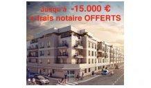 Appartements neufs Espace Marceau à Drancy