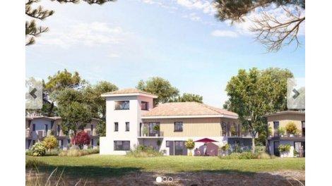 les charmes du pyla investissement immobilier pinel la teste de buch. Black Bedroom Furniture Sets. Home Design Ideas